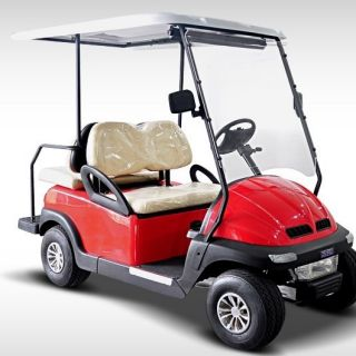 PULSE GOLF CART